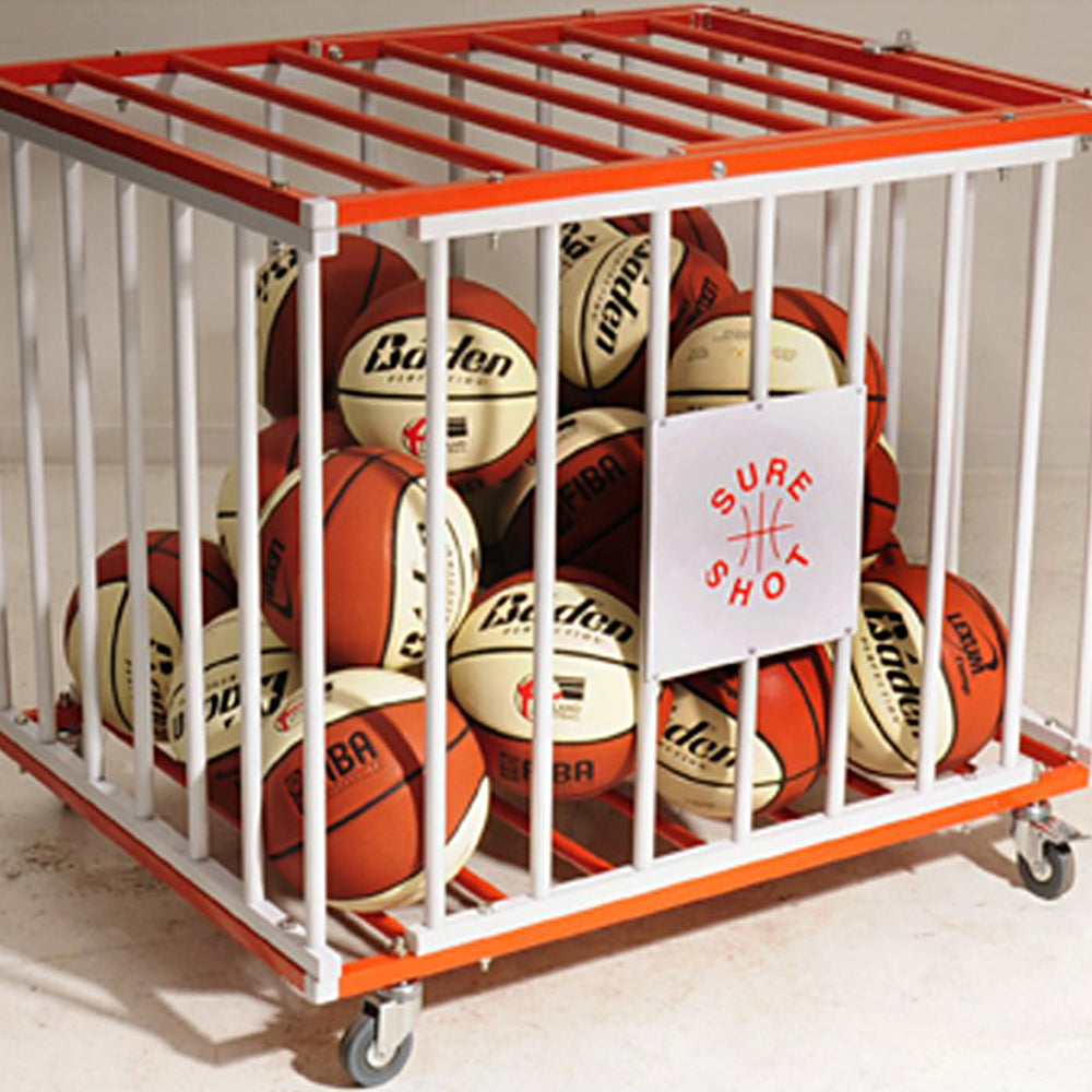 Sure Shot 463 Multi Purpose Ball Cage Image McSport Ireland