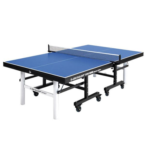 Dunlop EVO 8000 ME Indoor Table Tennis Table Image McSport Ireland