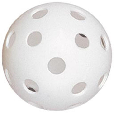 Unihoc Perforated Plastic Ball sold singly