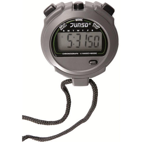 Tuftex Stopwatch LCD Large Face Display Image McSport Ireland