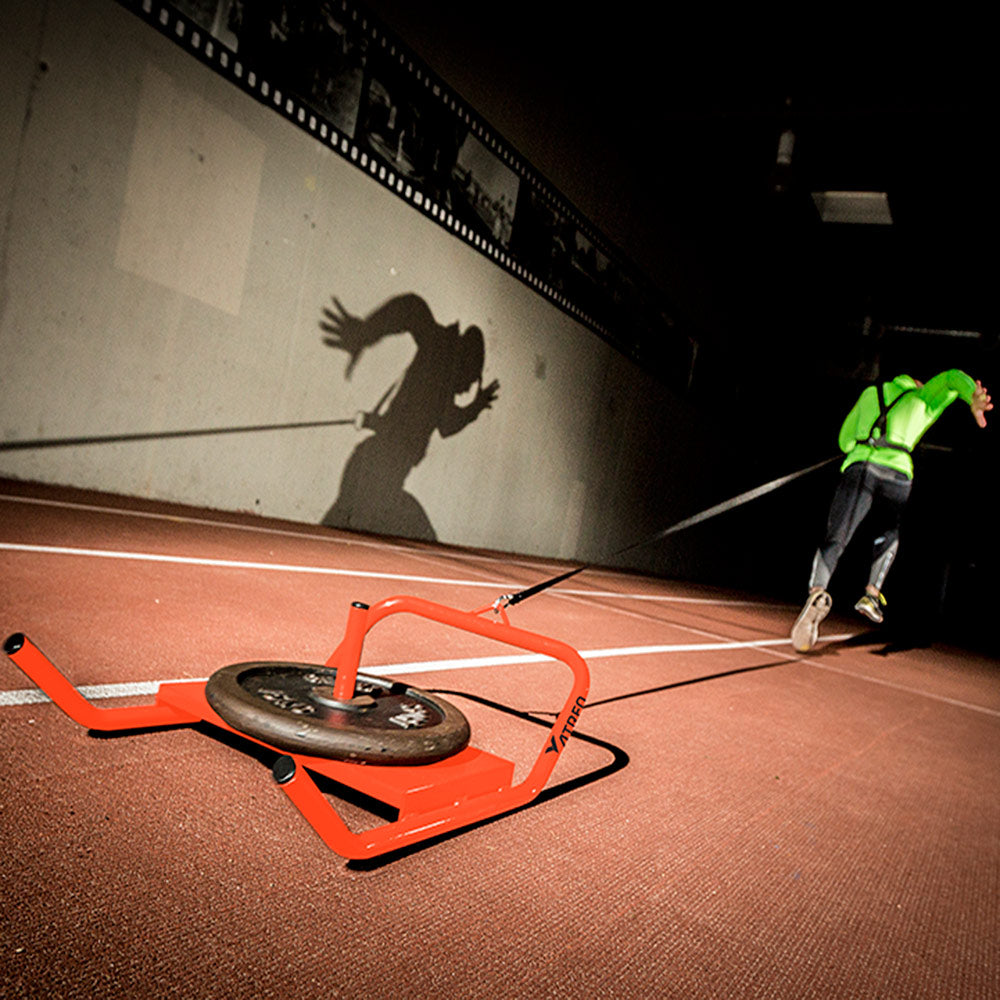 Atreq Speed Sled + Leads Image McSport Ireland