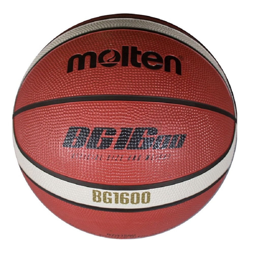 Molten Basketball Rubber Size 6 Image McSport Ireland