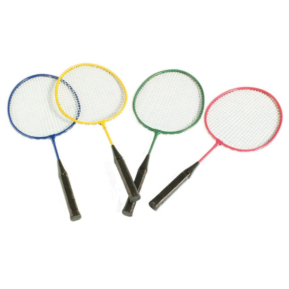 Mini Badminton Rackets Pack (4) Image McSport Ireland