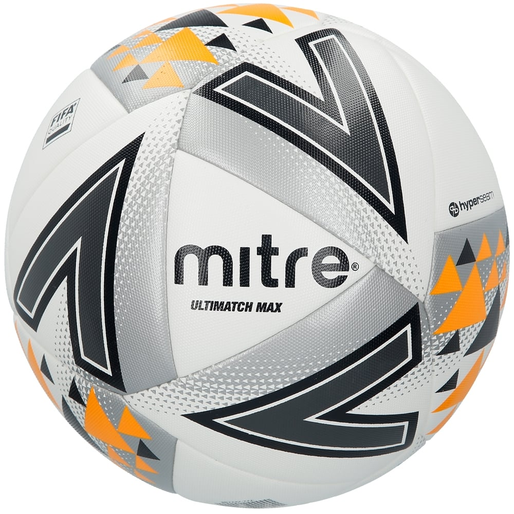 Mitre Ultimatch Max Football | Size 5 Image McSport Ireland