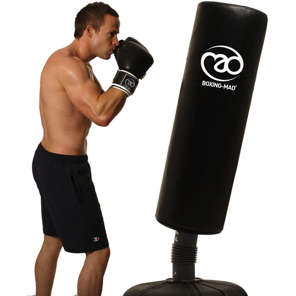 Fitness Mad ExaFit Free Standing Punch Bag 3.7ft | 18kg Image McSport Ireland