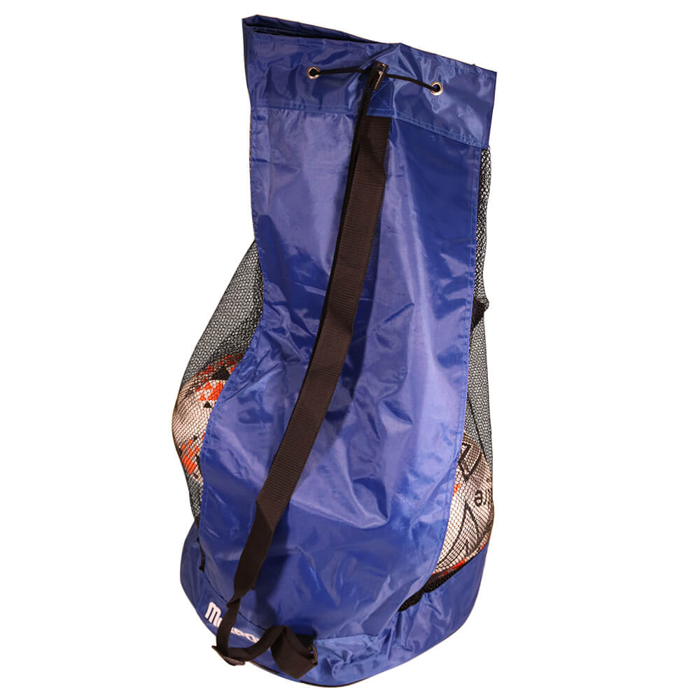 McSport Heavy Duty Ball Bag | Blue Image McSport Ireland