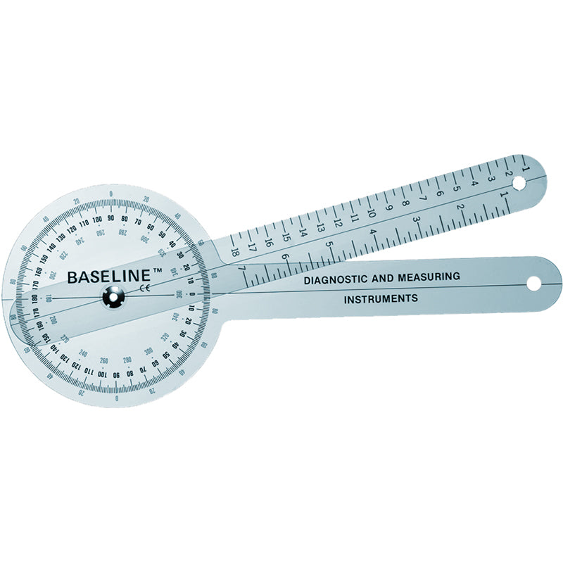 Cartwright Fitness Goniometer - Large 12inch / 30cm Image McSport Ireland
