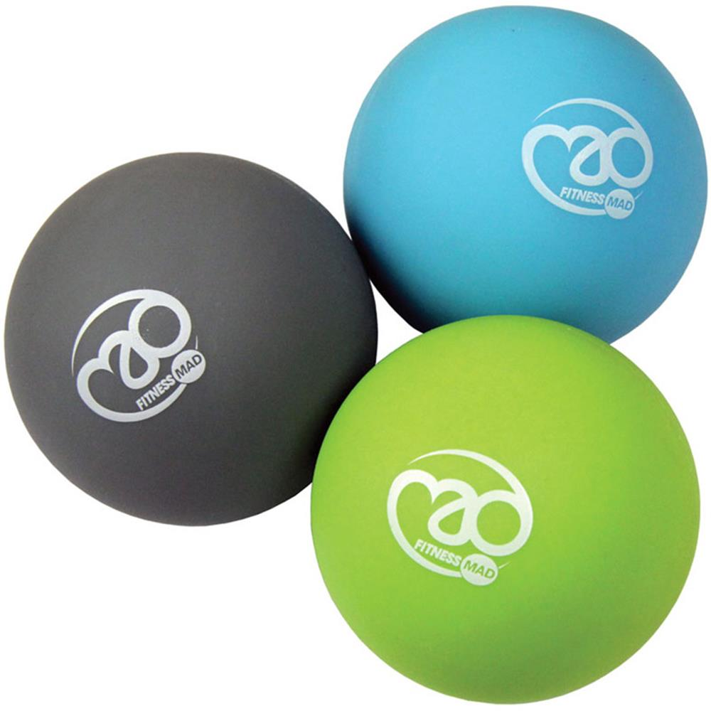 Fitness Mad Trigger Point Massage Ball Set Image McSport Ireland