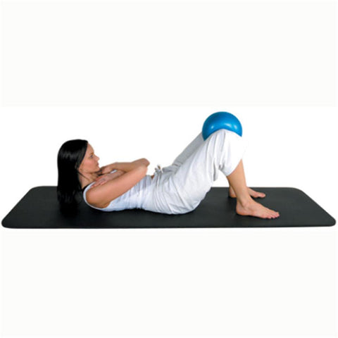 Fitness Mad Pilates Core Fitness Mat | 10mm (Black)