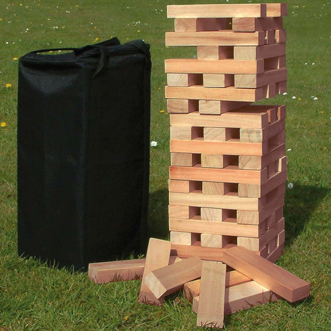Mightymast Jenga Set Image McSport Ireland