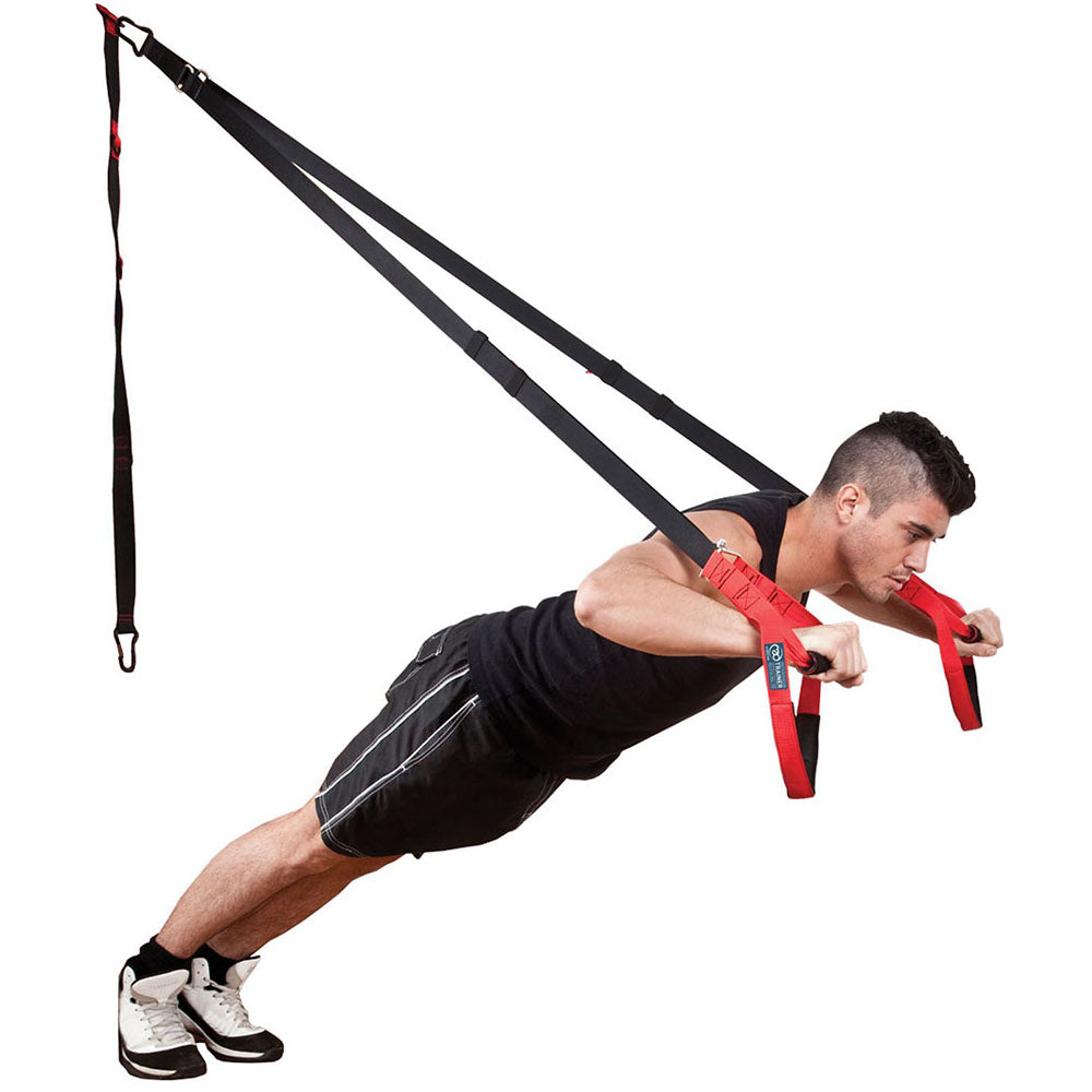 Fitness Mad Pro Suspension Trainer - 450kg Tested Image McSport Ireland
