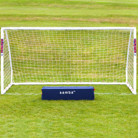 Match Goal | 12ft x 6ft | White Image McSport Ireland