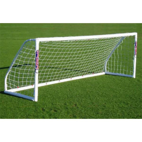 Match Goal | 12ft x 4ft | White Image McSport Ireland