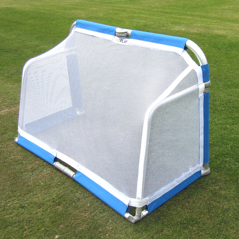 Samba Football Soccer Folding Goal | 5ft x 3ft | White Image McSport Ireland