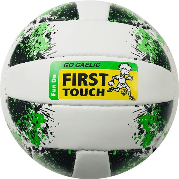 First Touch Gaelic Football U8's | 10 Pack + Bag Image McSport Ireland
