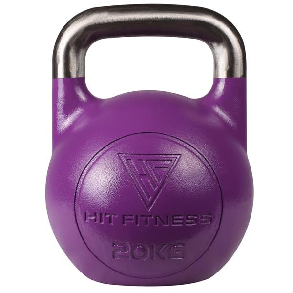 Hit Fitness Steel Competition Kettlebell | 20kg Image McSport Ireland