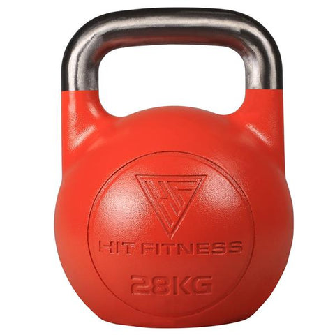 Hit Fitness Steel Competition Kettlebell | 28kg Image McSport Ireland