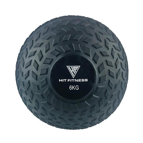 Hit Fitness Slam Ball With Grips | 6kg Image McSport Ireland