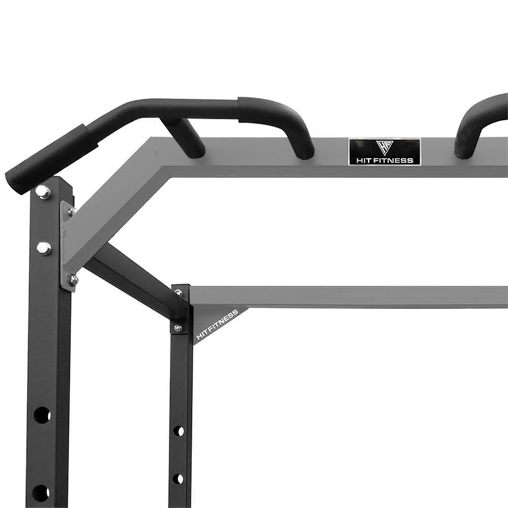 HIT FITNESS F100 Standard Power Rack Image McSport Ireland