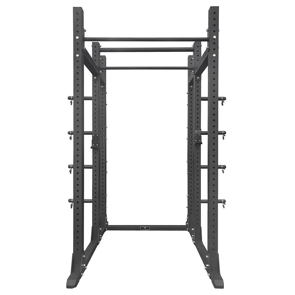 HIT FITNESS Commercial Rack With Plate Storage Image McSport Ireland
