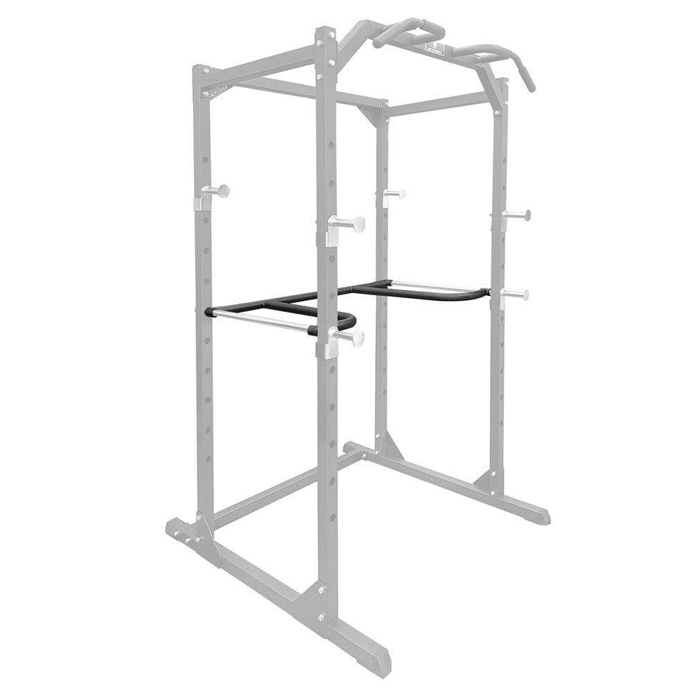 HIT FITNESS Dip Attachment For HIT FITNESS F100 Standard Power Rack Image McSport Ireland