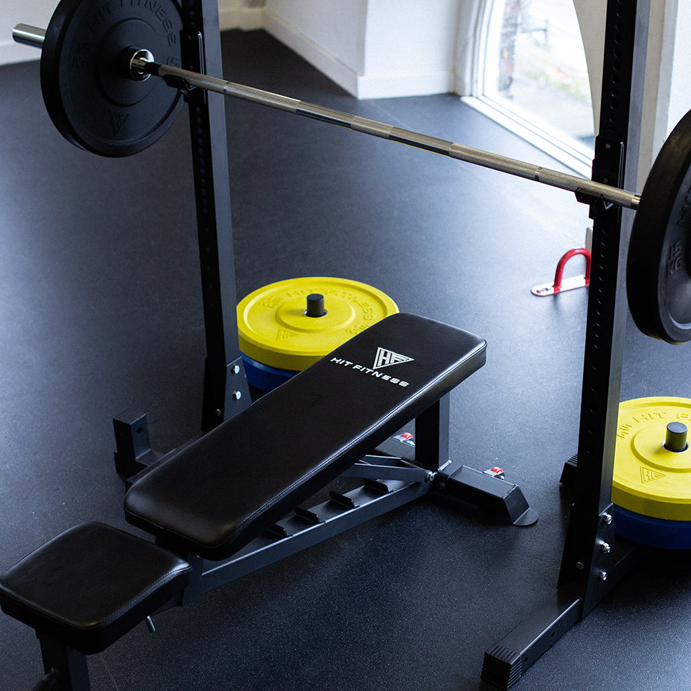 HIT FITNESS Home Olympic Weight Bar | 6ft Image McSport Ireland