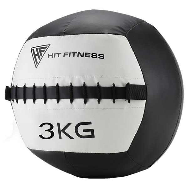 Hit Fitness Over Sized Medicine Ball | 3kg Image McSport Ireland