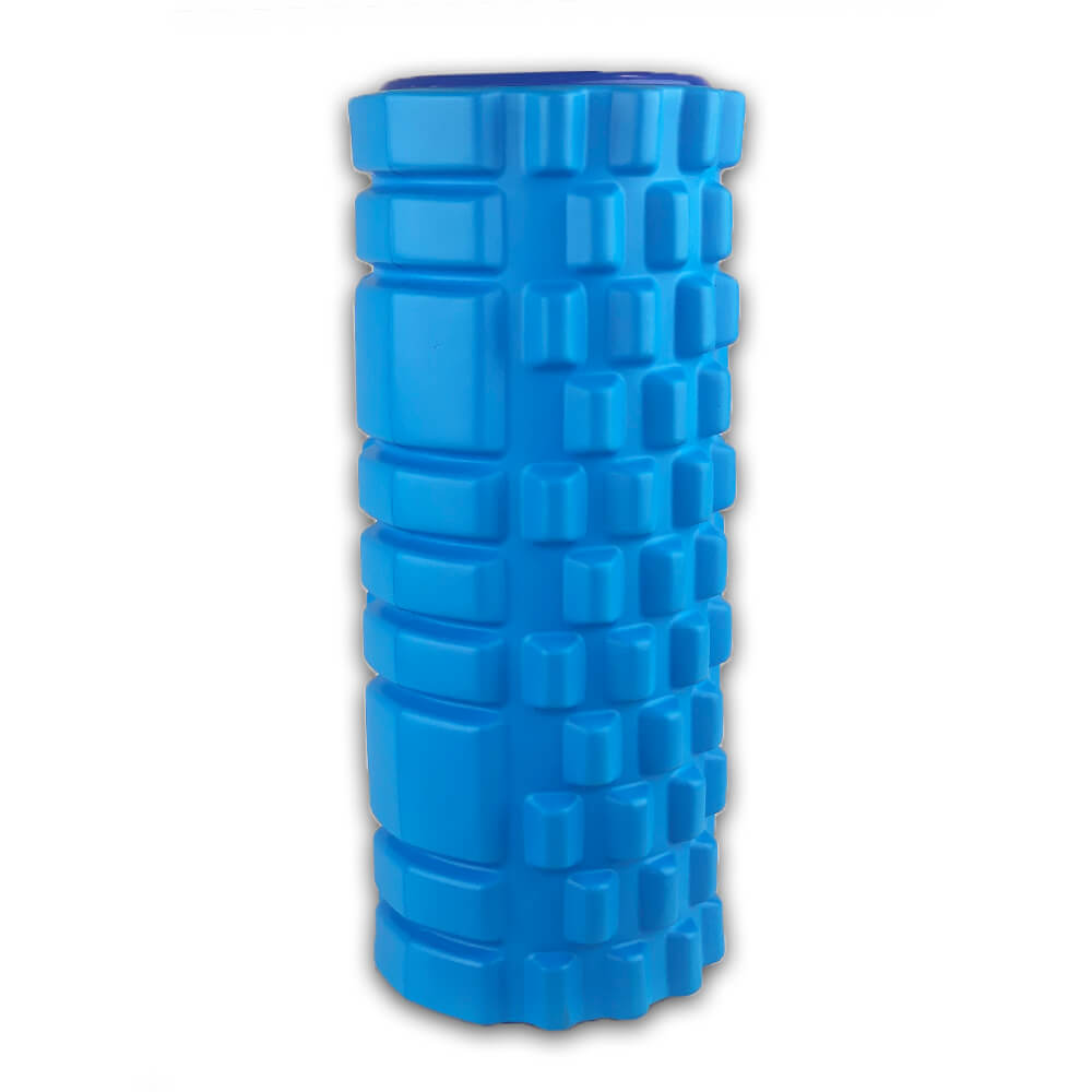 HIT FITNESS Foam Roller | Blue Image McSport Ireland