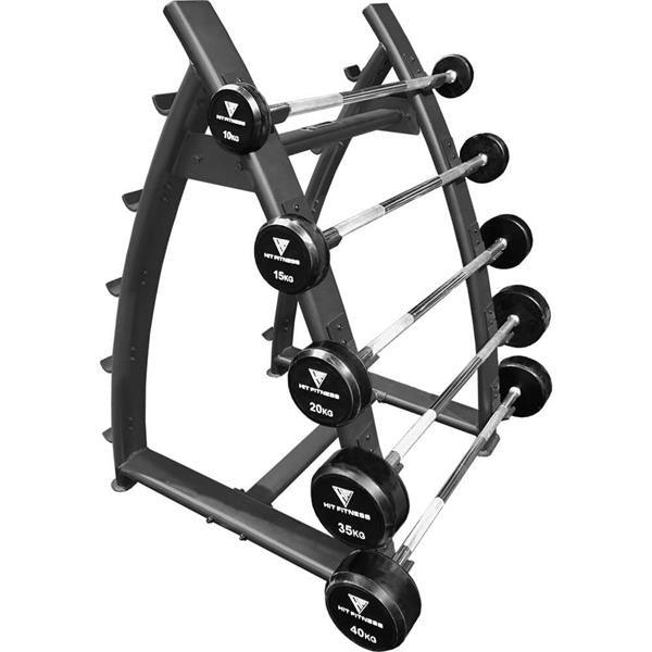 HIT FITNESS Weight Bar Rack Image McSport Ireland