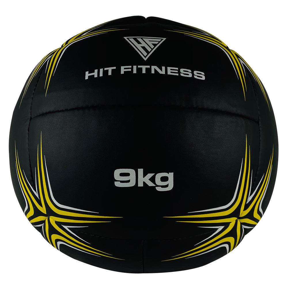 HIT FITNESS Wall Ball | 9kg Image McSport Ireland
