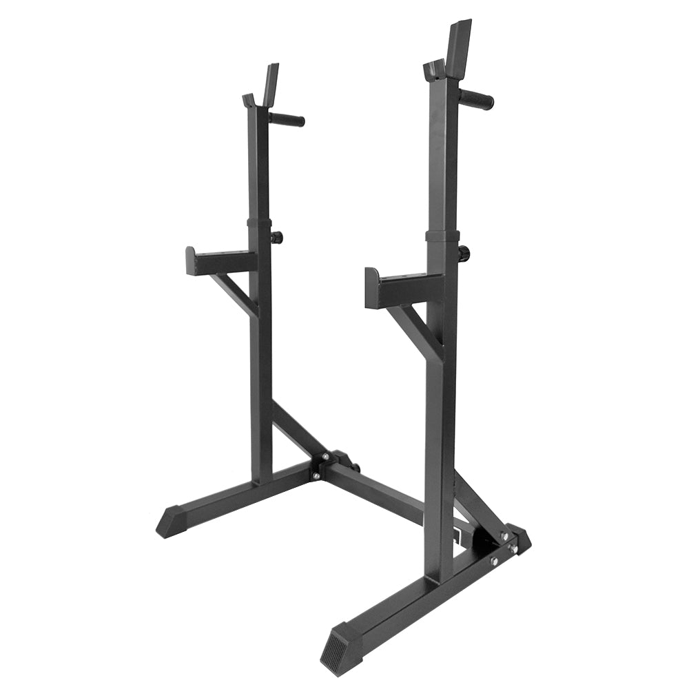 HIT FITNESS Adjustable Squat Rack | Standard Image McSport Ireland