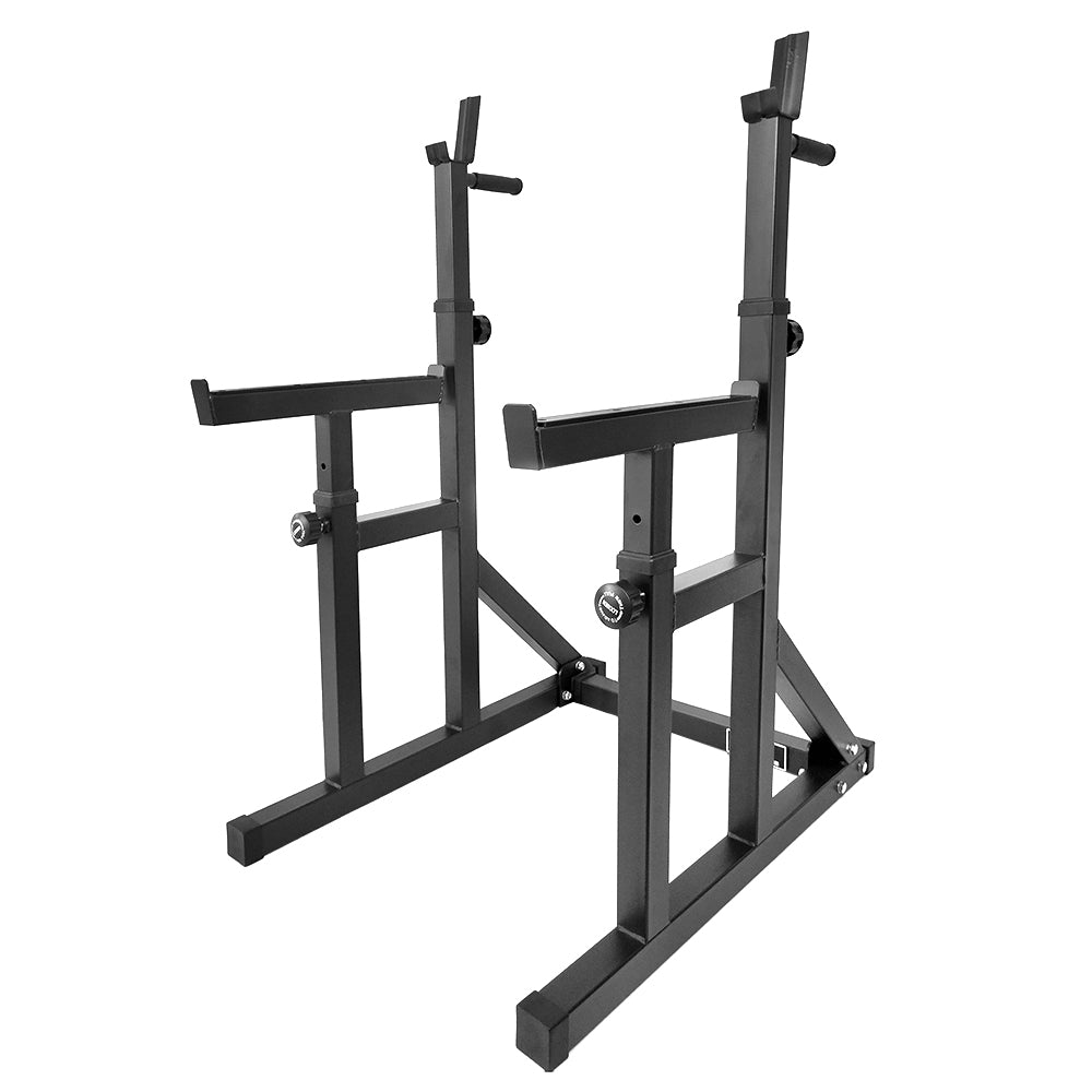 HIT FITNESS Adjustable Squat Rack | Essential Image McSport Ireland