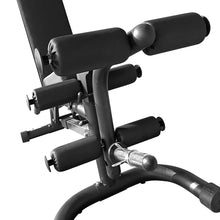 HIT FITNESS Adjustable Leverage Weight Bench Image McSport Ireland