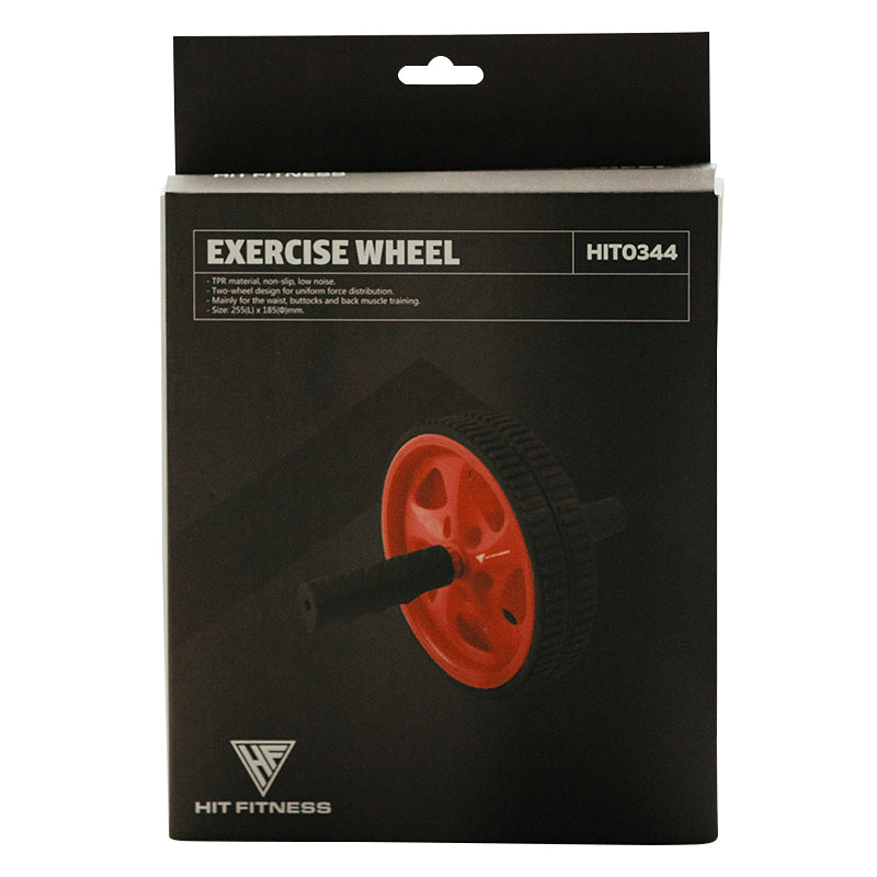 HIT FITNESS Ab Wheel Pro