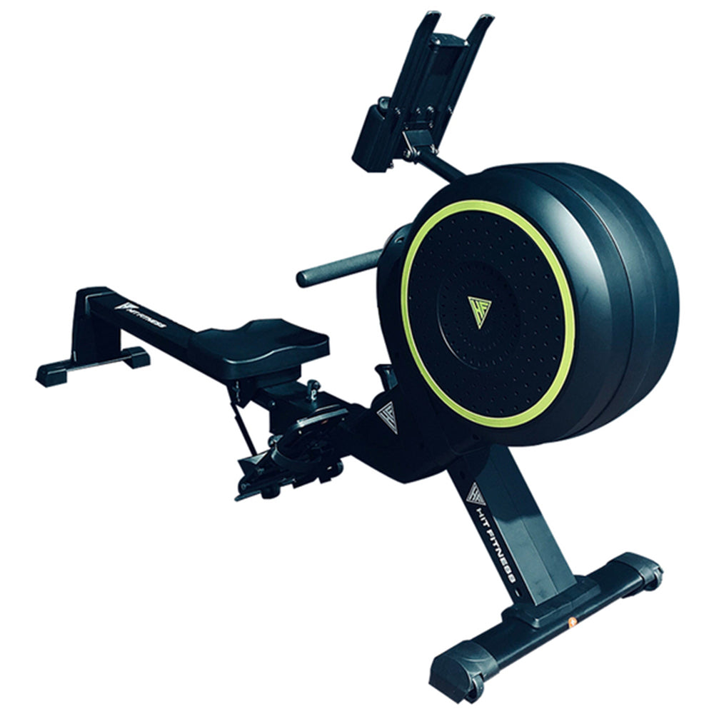 HIT FITNESS Rowing Machine Foldaway Air & Magnetic Image McSport Ireland