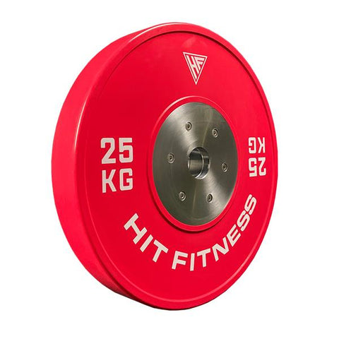 Olympic Competition Bumper Plate | 25KG Image McSport Ireland