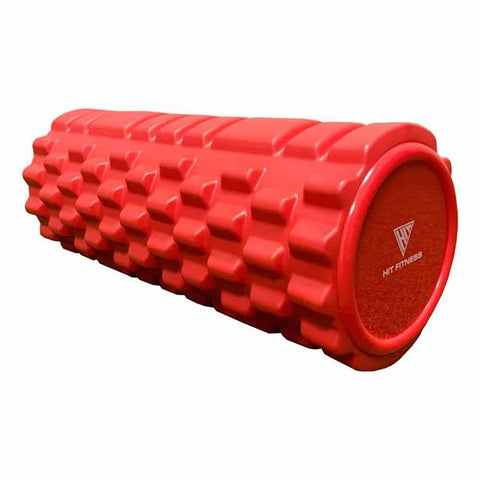 Hit Fitness Red Foam Roller Image McSport Ireland