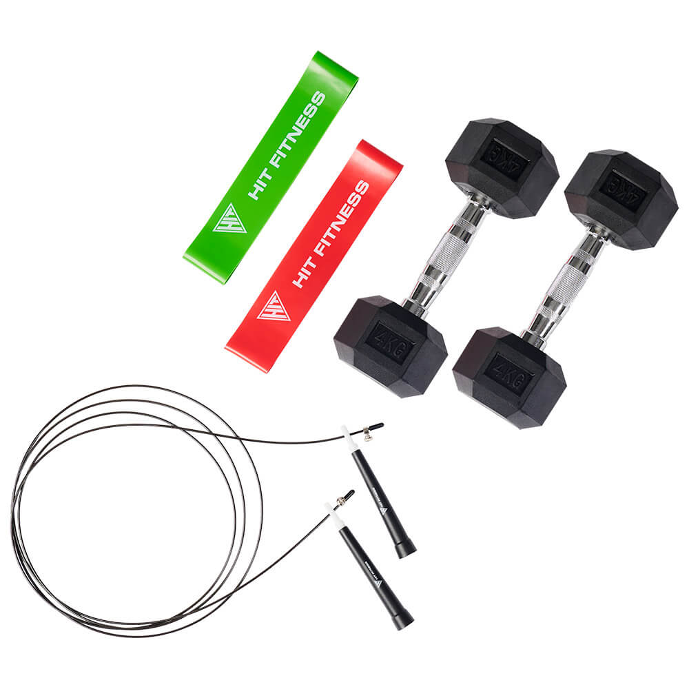 Hit Fitness Strength & Conditioning Pack | Light