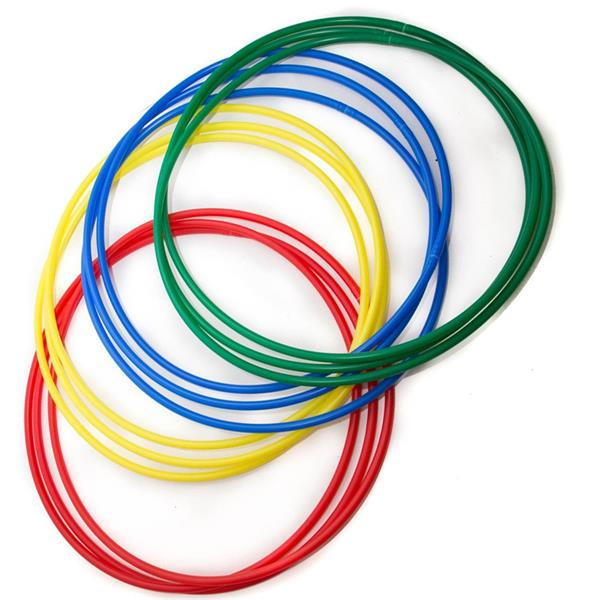 First-play Hula Hoops Assorted | 36 Inch (Pack of 12) Image McSport Ireland