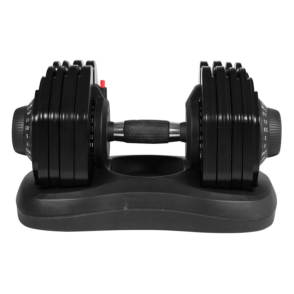 Hit Fitness Adjustable Dumbbells | 40kg Pair Image McSport Ireland