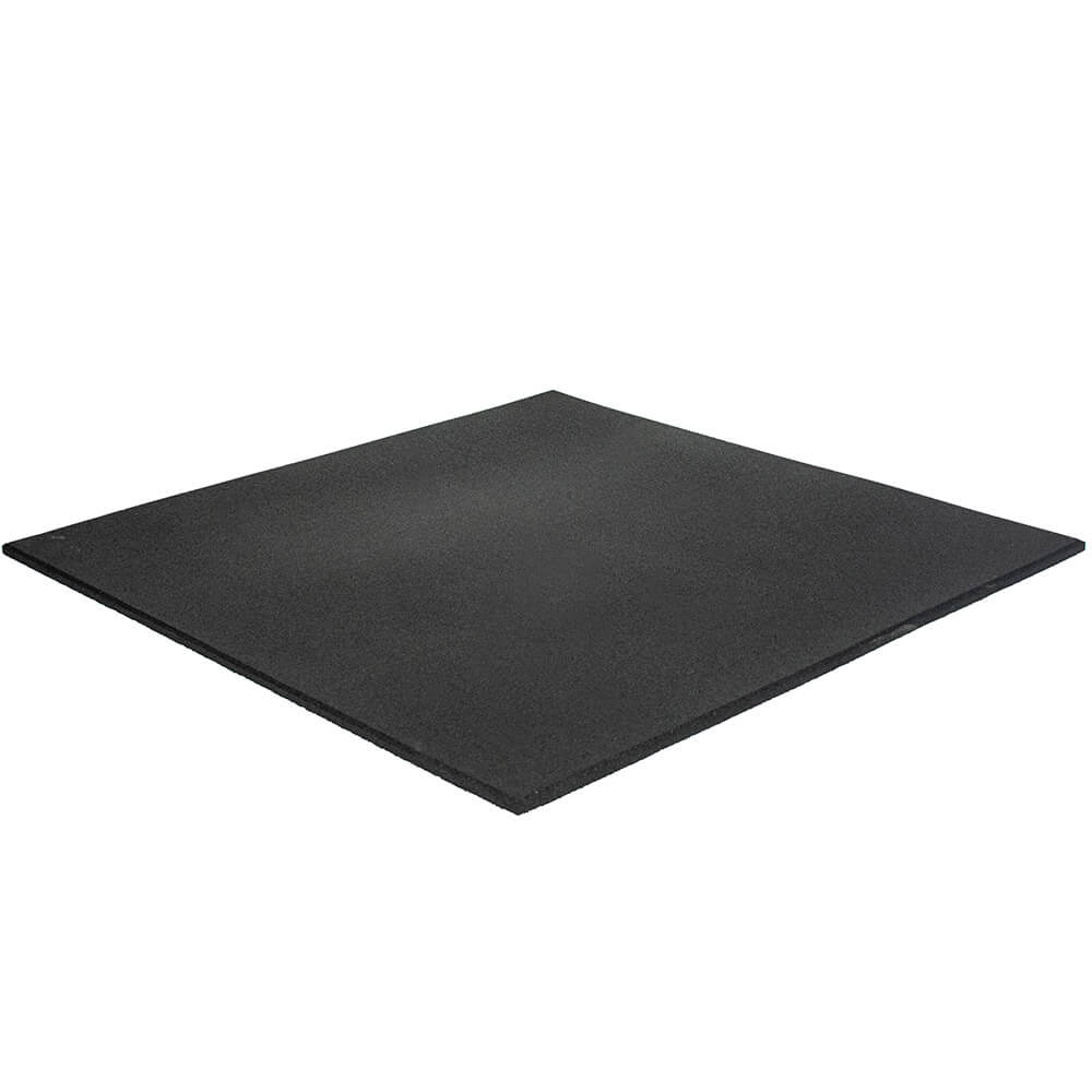 Hit Fitness Gym Flooring | 1m x 1m x 20mm | Black