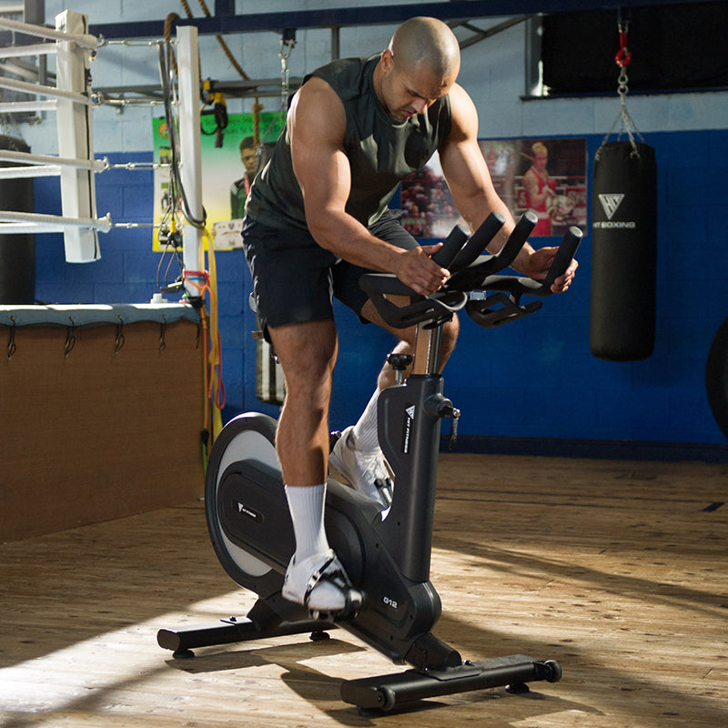 Hit Fitness G12 Indoor Cycling Bike Image McSport Ireland