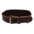 Leather Weightlifting Belt Image McSport Ireland