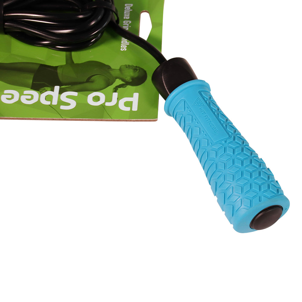 Hit Fitness Starter Adjustable Skipping Rope | 2.75m Image McSport Ireland