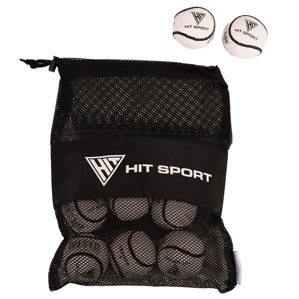 Hit Sport Sliotar Bag For 12 Sliotars