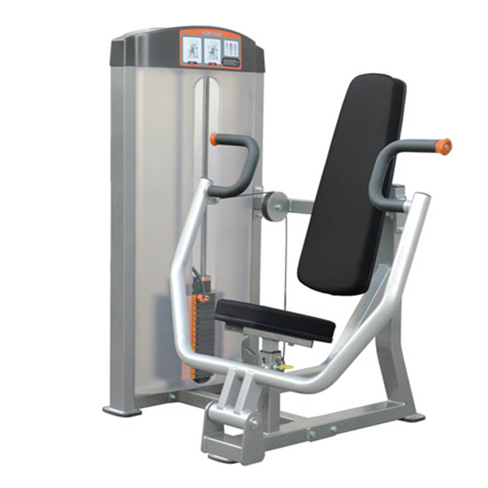 Impulse Fitness Chest Press Machine Image McSport Ireland