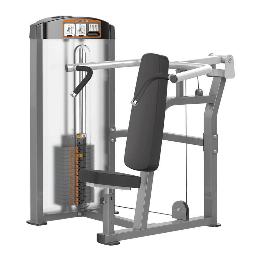Impulse Fitness Shoulder Press Machine Image McSport Ireland