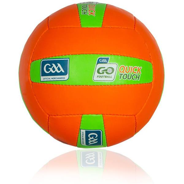 ONeills Quick Touch Football Orange Image McSport Ireland