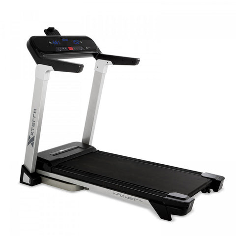 Xterra i-Power Plus Standard Folding Treadmill Image McSport Ireland