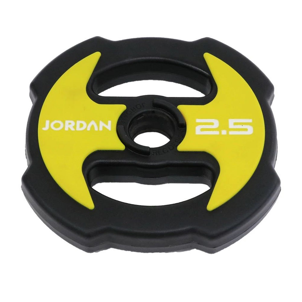 Jordan Fitness Ignite V2 Urethane Studio Barbell and Plates Set Image McSport Ireland